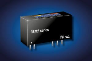 RECOM推出用于高端医疗设备的2W DC/DC转换器