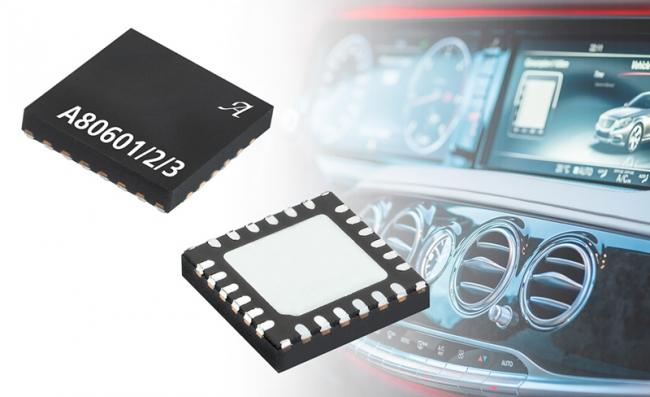 Allegro推出采用专利控制技术的最新LED驱动系列产品