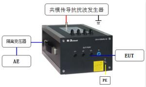 共模传导抗扰耦合网络CN 416M4N-32