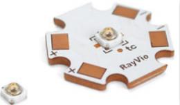 RayVio推出新款XR 308 nm中波紫外线LED