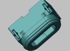 星坤推出IP68防水型Micro USB连接器