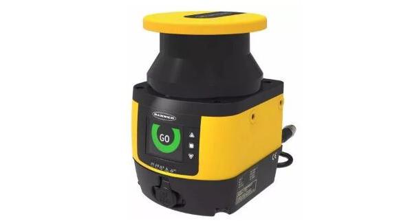 邦纳重磅发布了SX5-B激光安全扫描仪
