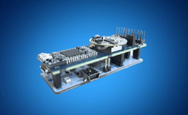 贸泽电子开售新款STMicroelectronics BLE 传感器开发套件