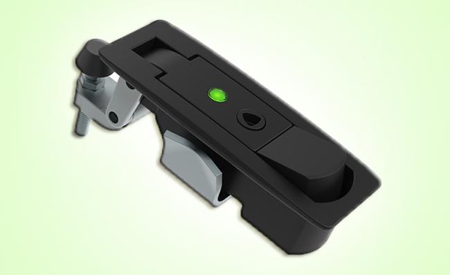 索斯科推出全新C2 杠桿門鎖帶開關狀態指示燈