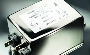 SCHURTER推出交流和直流电气设备中的通用型单相EMI滤波器