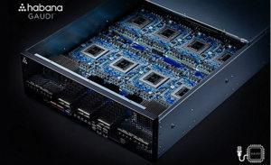 Habana Labs推出Gaudi人工智能训练处理器