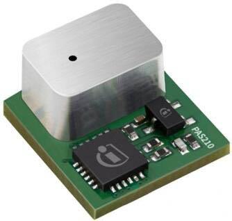 英飞凌开发出了一种基于光声光谱技术的新型二氧化碳传感器