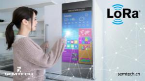 Semtech發布面向物聯網應用的全新LoRa智能家居器件