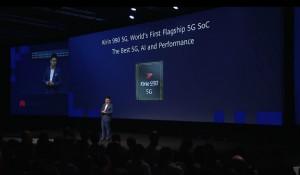 最佳5G芯片!最强AI能力!华为正式发�e布麒麟990 5G芯片