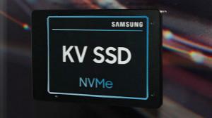 三星宣布推出符合【行业标准的key-value SSD原型
