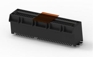 TE推出新型PCIe Gen 4卡边缘连接器