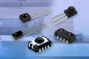 Vishay推出适于光幕应用反射和接近探测距离分别达到2 m和30 m的传感器模块