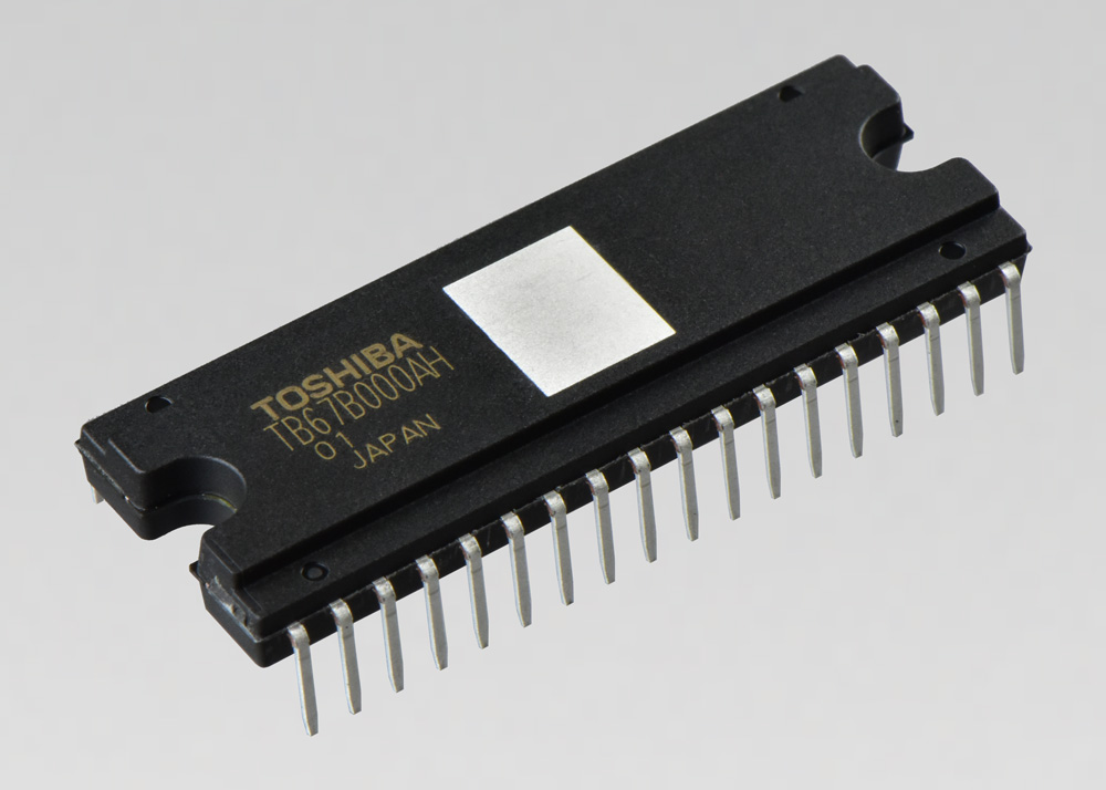 东芝推出适用于3相无刷电机的600V正弦波PWM驱动器IC