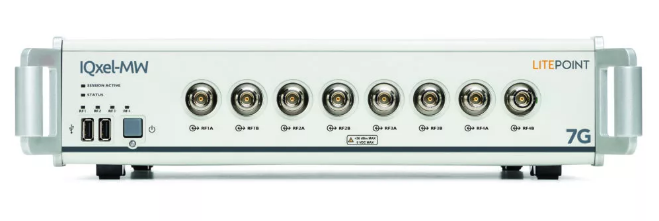 LitePoint推出业界首个在6 GHz频段内适用于Wi-Fi 6的测试系统