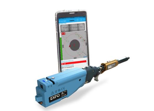 EXFO推出适用于多纤芯连接器的自动检测适配头