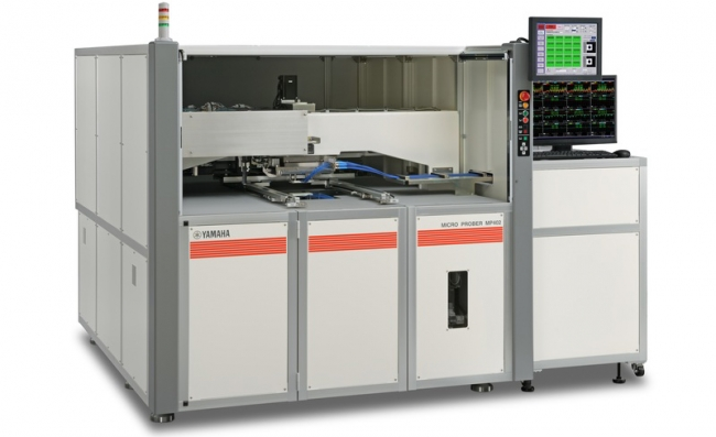 Yamaha Fine Technologies推出Micro Prober MP系列测定装置