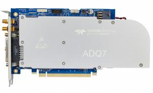 Teledyne SP Devices推出一种宽带数字化仪---ADQ7WB