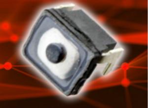 C&K 推出業界首個 NanoT 開關系列 — 世界上最小的輕觸開關