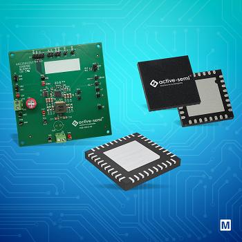 貿澤開售Qorvo Active-Semi全系產品