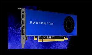 AMD推出工作站图形芯片Radeon Pro W5700,7纳米工艺制程挑战英伟达
