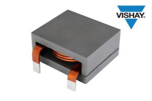 Vishay推出IHDF边绕电感器,高度仅为15.4mm,饱和电流达230A