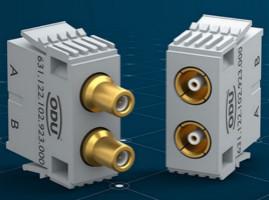 ODU推出新型ODU-MAC 12 GHZ同轴模块