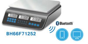 Holtek推出BH66F71252蓝牙广播24-bit A/D MCU