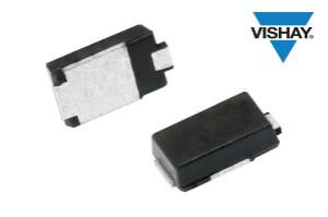 Vishay新型超薄SMP封装TMBS整流器提高功率密度和□能效