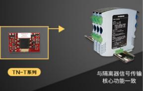 小体积、多通道模拟信号隔离传输解决方案——TN-T系列