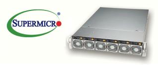 美超微發布新緊湊型2U系統,將工業標準服務器引入全球5G及電信市場