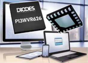 Diodes的MIPI 2:1交換機為多相機設備提供經濟高效的支持