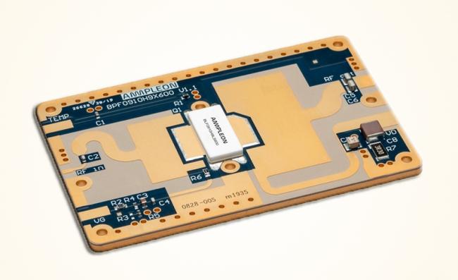 埃赋隆推出600W 915MHz ISM托盘放大器,简化射频放大器系统设计