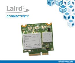 贸泽开售Laird Connectivity的Pinnacle 100蜂窝调制解调器