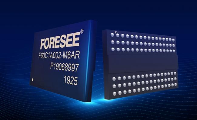 FORESEE推出了FBGA 78封装的DDR3L,坚持行业高标准