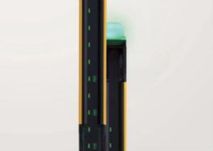 欧姆龙推出多光束安全传感器F3SG-PG