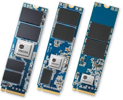 慧→荣科技推出最新款PCIe 4.0 NVMe 1.4主控芯片