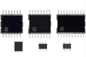 东芝扩展了面向各种应用车载器←件的通用逻辑IC产品线