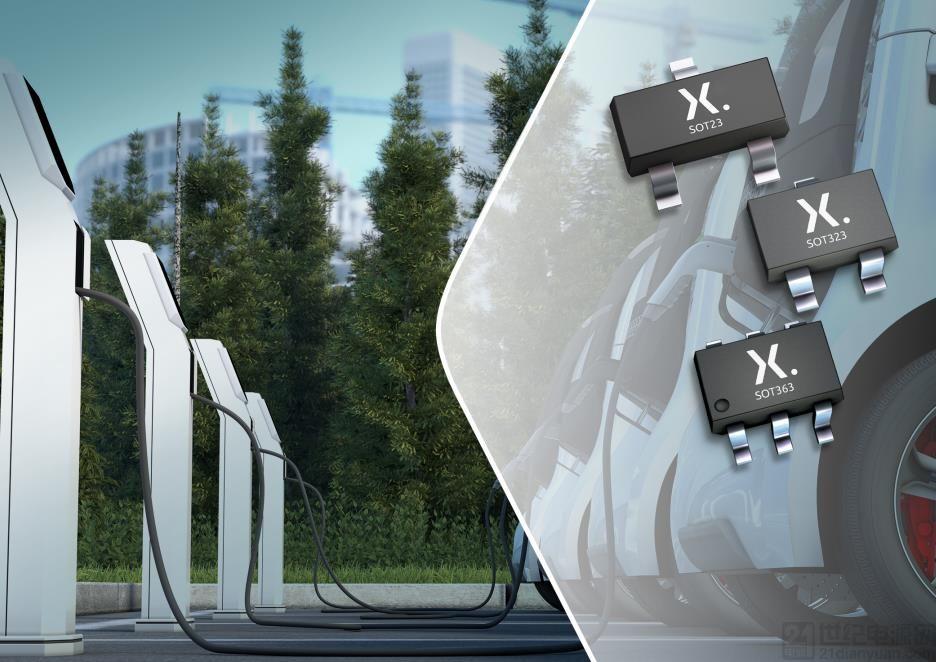 Nexperia 推出80 V 一旁,用于 48 V 一愣