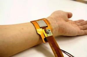 JDI發布用于脈搏測量的超薄傳感器,未來或用于穿戴設備