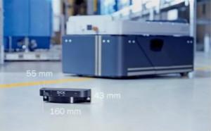 面向经济型AGV小车,SICK发布业界首款固态多光束扫描激光雷达