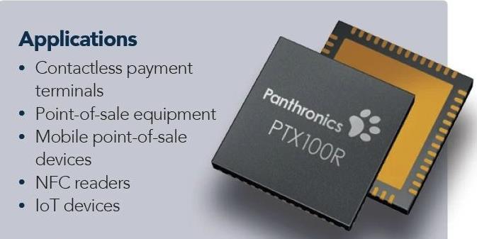 全球移动支付(mPOS)领导者BBPOS全面采用Panthronics公司的高性能NFC控制器