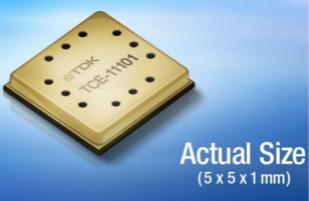 TDK微型CO₂传感器可监测空气质量并维护健康