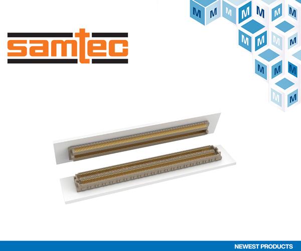 贸泽电子即日起备货Samtec的COM-HPC互连解决方案