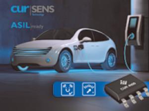 具有杂散磁场补偿的3D霍尔效应位置传感器CUR 4000