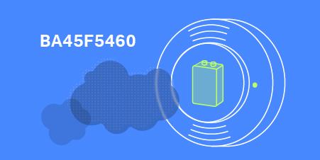 HOLTEK新推出9V电池BA45F5460感烟探测器MCU