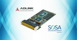 凌华科技推出 VPX3-TL 坚固型 3U VPX 处理器刀片