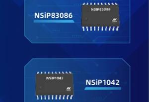 纳芯微推出集成隔离电源的隔离485接口和隔离CAN接口芯片