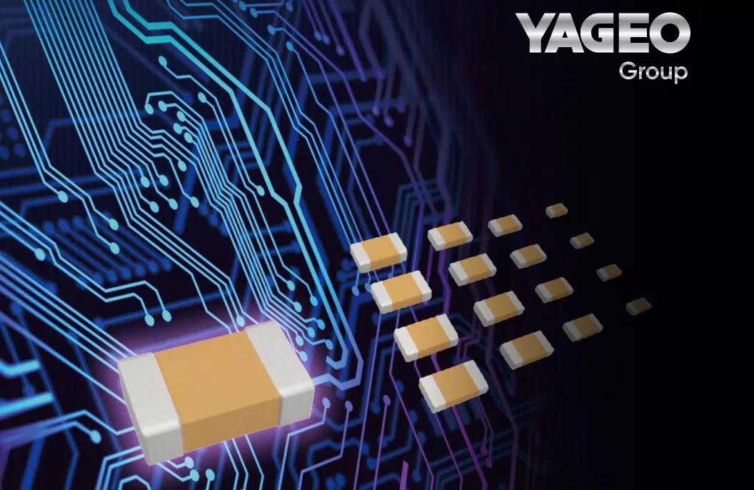國巨推出適用(yu)於工業應用的高容值、小尺寸的X6S MLCC