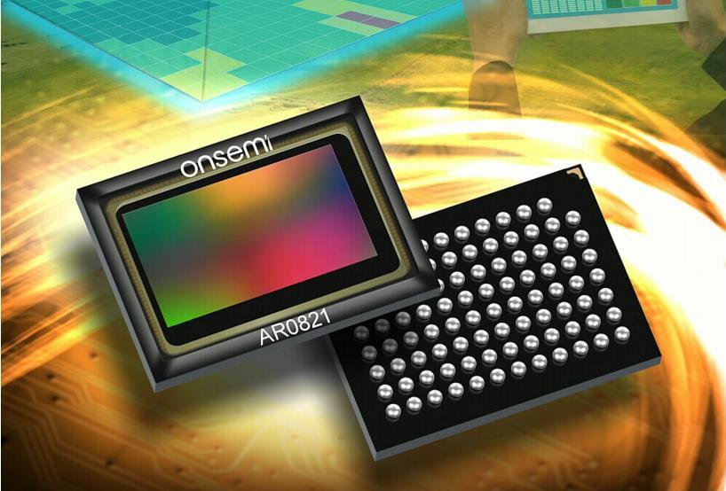 安森美推出新的1/1.7英寸830萬(xiang)像素CMOS數(zi)字圖(xiang)像傳感器