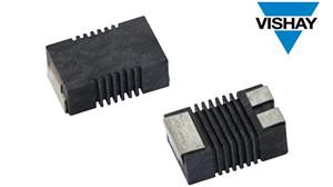 Vishay推出模压封装高压片式电阻分压器,减少元件数量,提高TC跟踪性能